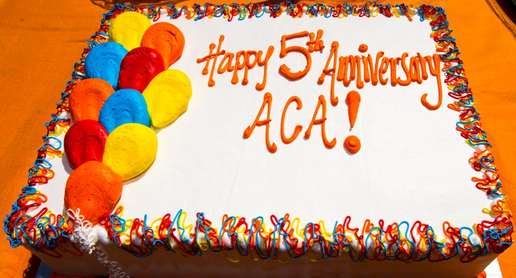Health Access' Affordable Care Act 5th Anniversary Celebration
