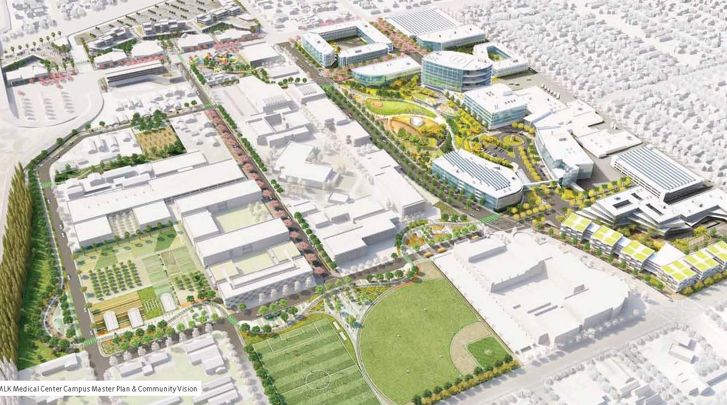 Planning For The Future At Mlk And Harbor Ucla Hospitals