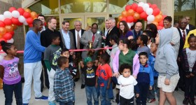 Helen Keller Park Gets New Community Center