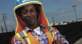 Crenshaw/LAX worker is First Lady's special guest