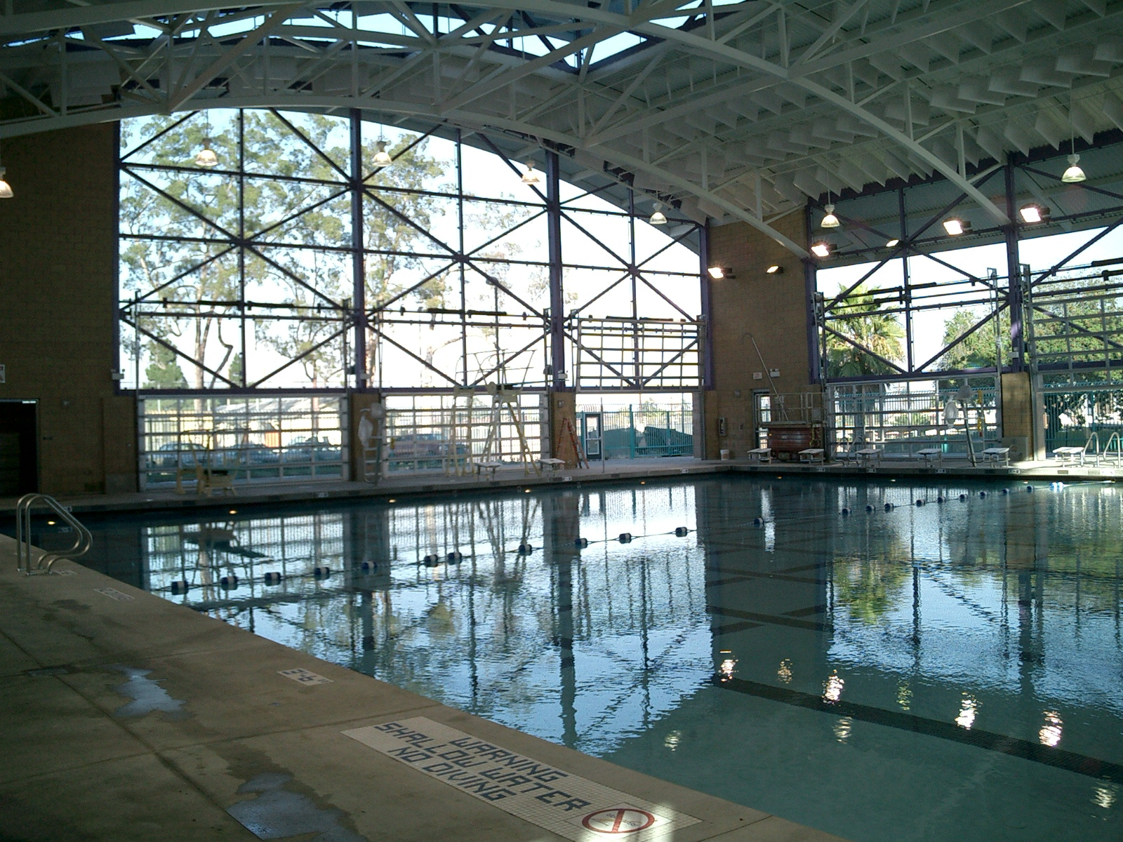 Summer 2011 Pool Openings And Swim Lessons For Parks In