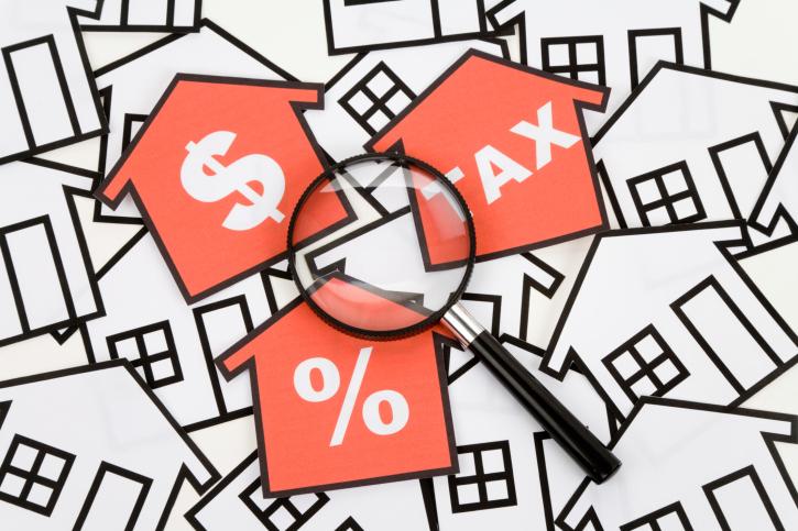 Property Tax Due La County