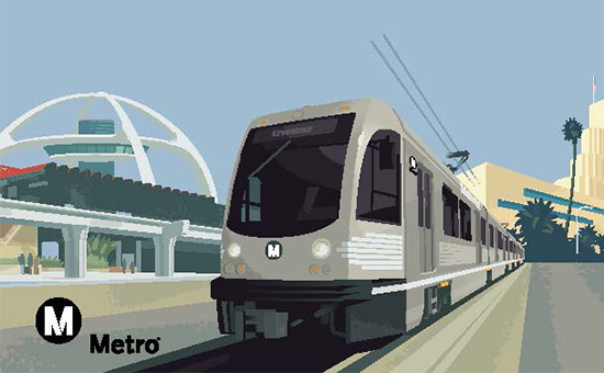 Crenshaw-to-LAX Project Rolls Forward
