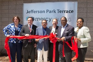 Jefferson Park Terrace Apartments Dedication Event