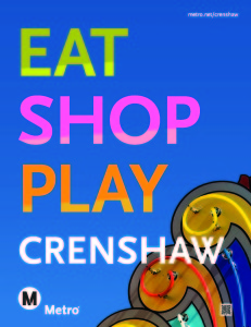 Eat,Play,Crenshaw
