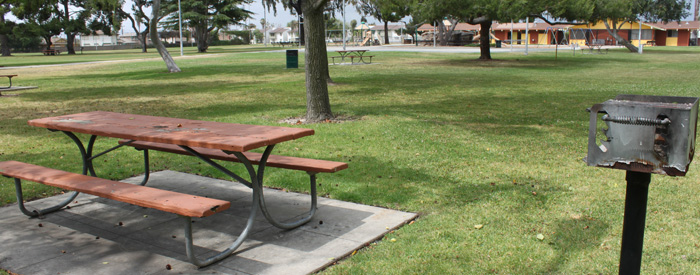 Roy Campanella Park in Compton, photo courtesy of Los Angeles County Department of Parks and Recreation.