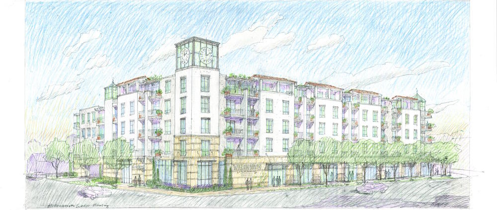 Wilmington rendering