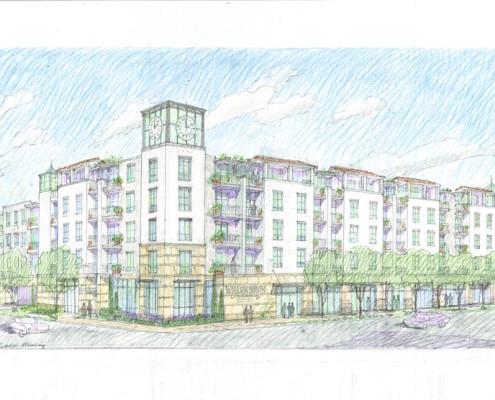Wilmington rendering