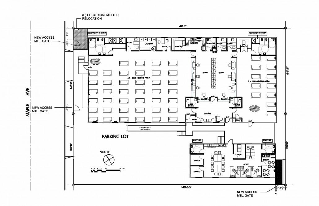 Sobering Center To Open On Skid Row Supervisor Mark