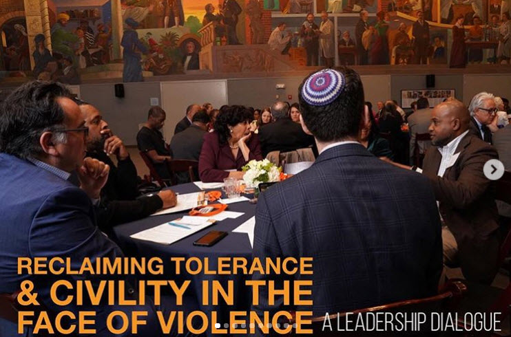 Days of Dialogue: Reclaiming Civility & Tolerance in the
